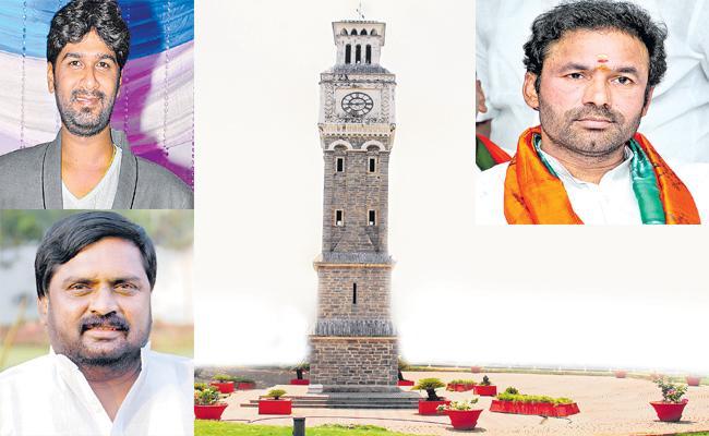 Secenderabad Lok Sabha Election - Sakshi