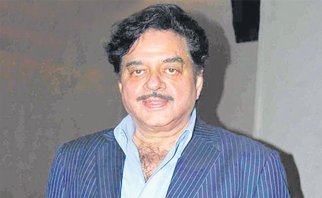 Shatrughan Sinha Vs Ravishankar Prasad in Patna Sahib - Sakshi