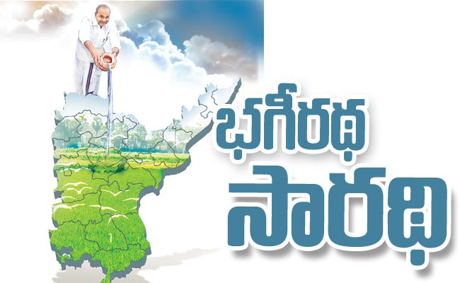 Irrigation Projects Man Of Andhra Pradesh YS Rajasekhara Reddy - Sakshi
