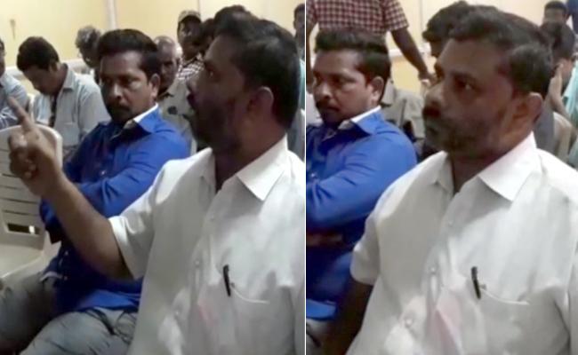 Andhra Pradesh BSP Leaders Internal Fightings - Sakshi
