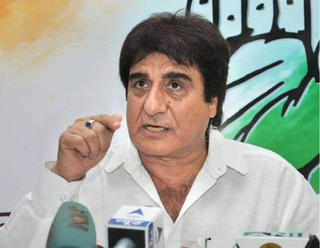 UP Congress chief Raj Babbar to contest from Fatehpur Sikri - Sakshi