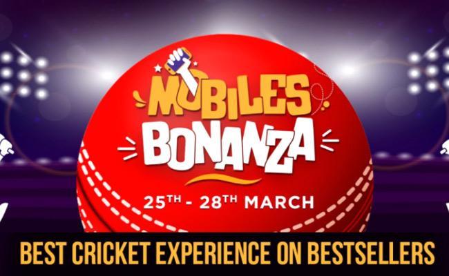 Flipkart Mobile Bonanza Sale 2019  - Sakshi