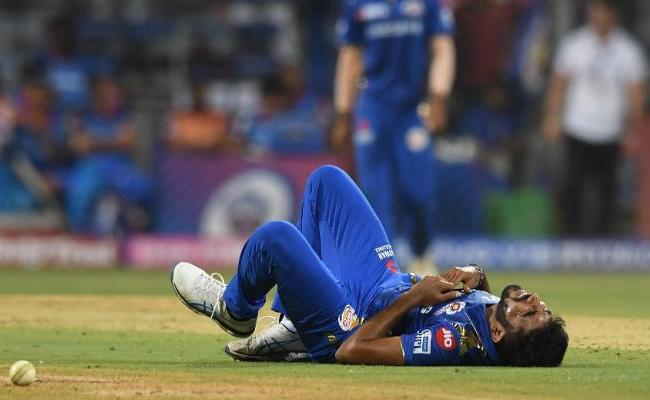 Mumbai Indians Says Jasprit Bumrah Injury Nothing Serious - Sakshi