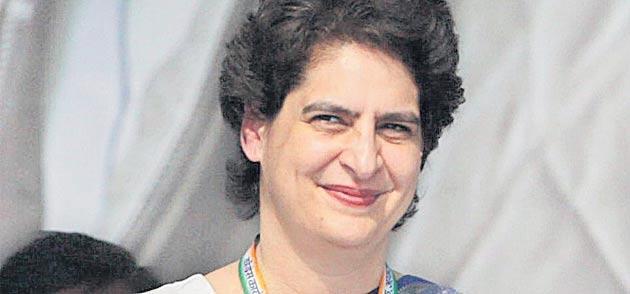 Priyanka Gandhi on unpaid dues of sugarcane farmers - Sakshi