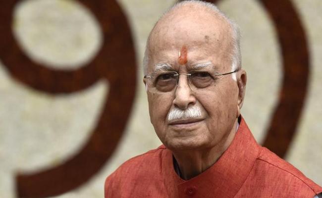 LK Advani Profile of A Legend in Indian Politics - Sakshi