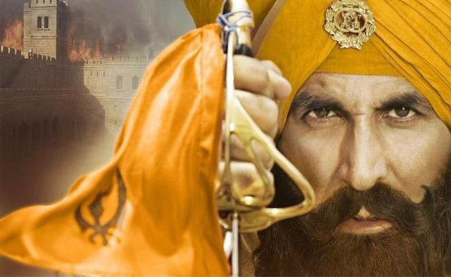 Kesari Rocking At The Box Office - Sakshi