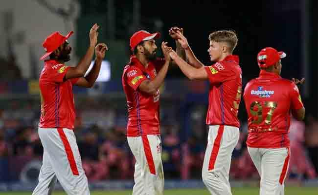 IPL 2019 Kings Punjab Won By 14 Runs Against Rajasthan Royals - Sakshi