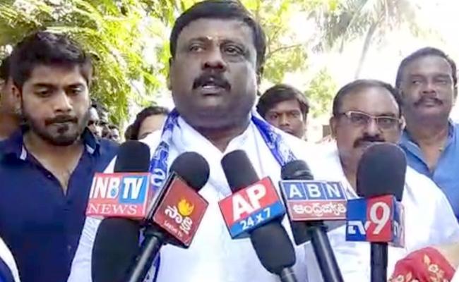 Janasena Leader Ravi Kumar Murthy Joins BSP - Sakshi
