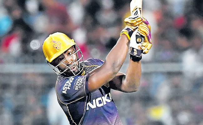 Russell cameo help KKR beat SRH by 6 wickets - Sakshi