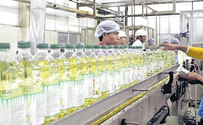 Brands Hava in the cooking oil market - Sakshi
