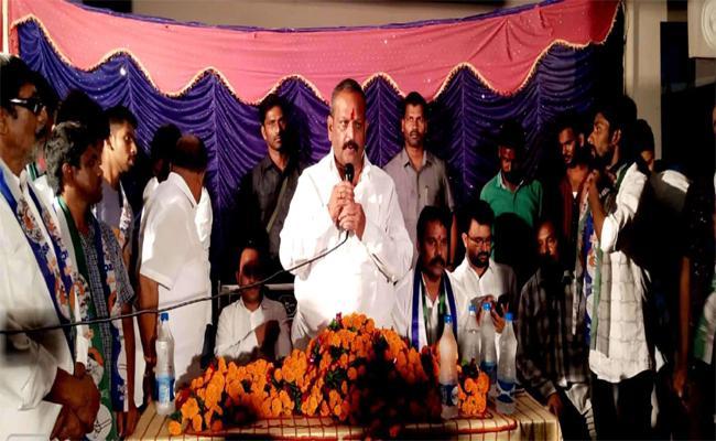 Kolagatla Veerabhadra Swamy Election Campaign In Vizianagaram - Sakshi