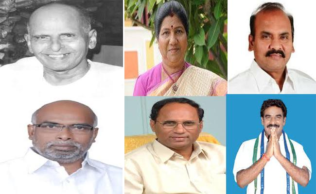 No Ministry For Three Constituencies Since - Sakshi