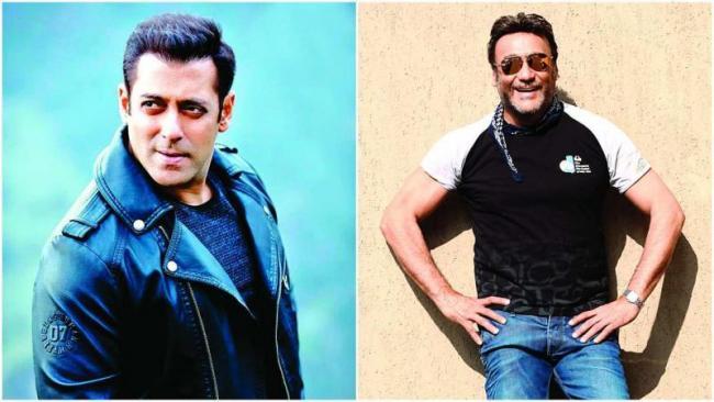 Jackie Shroff Responds On Working With Salman Khan - Sakshi