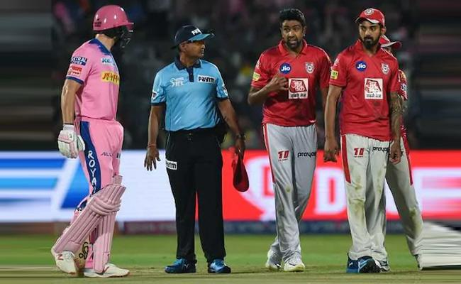 MCC Have Released A Statement Regarding Ashwin Run Out of Buttler - Sakshi