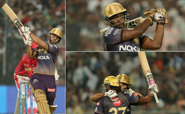IPL 2019 KKR Set To Target 219 To Kings Punjab - Sakshi