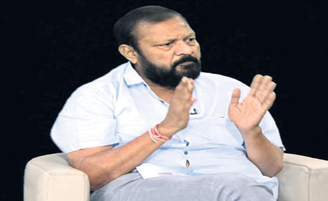 Chandra Babu Believes That His Brother Rama Murthy is Mad - Sakshi