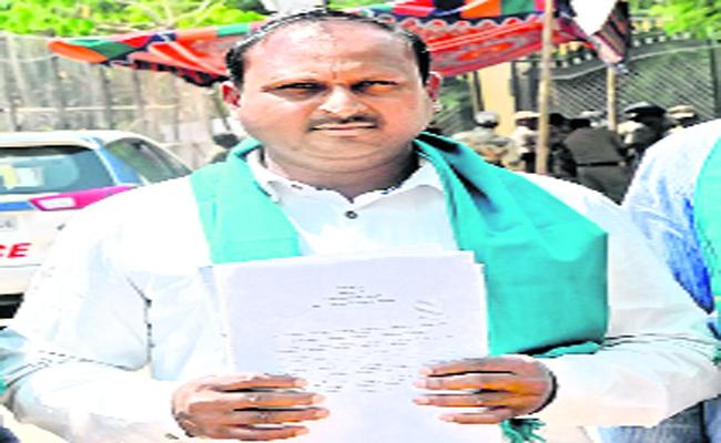 Nizamabad District Nominations Approved And Rejected List For AP Elections 2019 - Sakshi