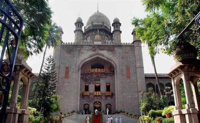 Telangana High Court Issue Notices On IT Grids Case - Sakshi