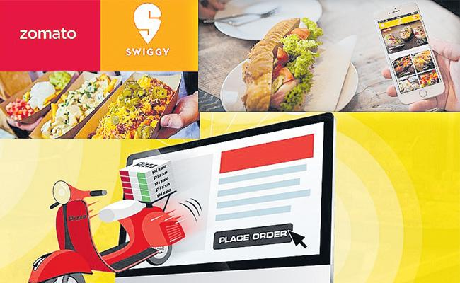 Indian online food ordering market set to grow at 16.2%, to touch $17.02 billion by 2023 - Sakshi