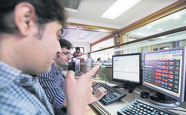 Sensex regains 38000 - Sakshi