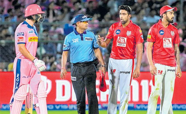 Ashwin Mankading: Stop judging him already, hei s not a disgrace - Sakshi