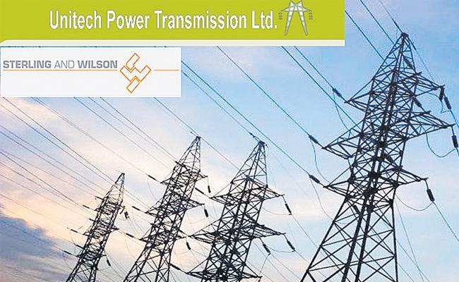 Unitech sells power transmission biz to Sterling and Wilson for Rs 100 crores - Sakshi