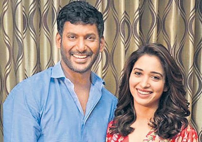 Tamanna,Vishal movie scheduled to shoot in Turkey - Sakshi