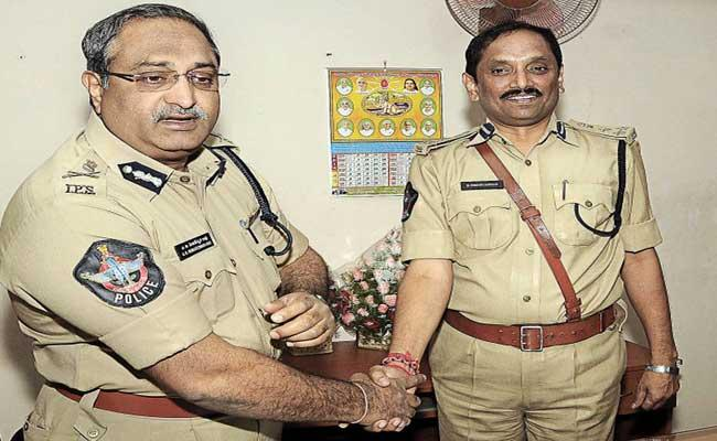Battina Srinivasulu ahead in race to become next AP Intelligence Chief!  - Sakshi