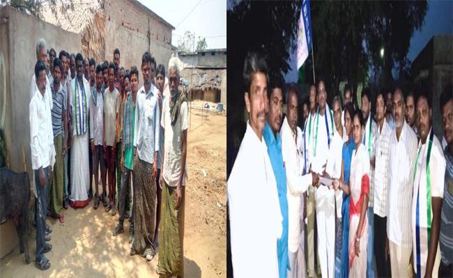 YSRCP Candidate Rajanna Dora Election Campaign In Salur Constituency - Sakshi