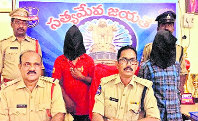 Mentally Disabled Girl Raped By Three Persons In Manuguru - Sakshi
