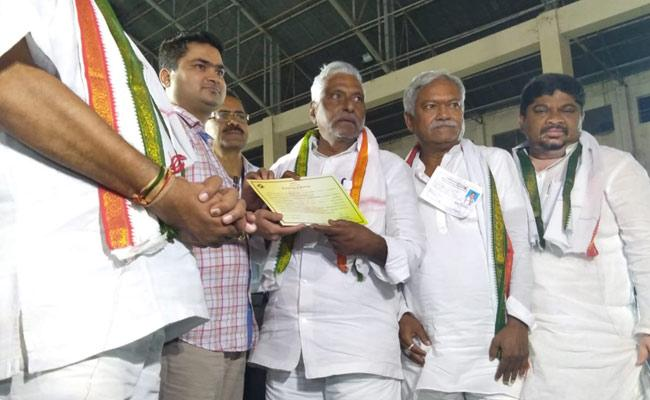 Congress Candidate Jeevan Reddy Win In Graduates MLC Elections - Sakshi