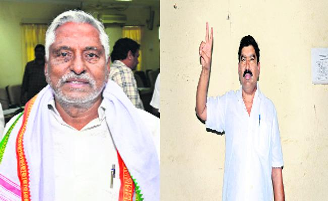 MLC Results Congress Minister Jeevan Reddy Won In Karimnagar - Sakshi