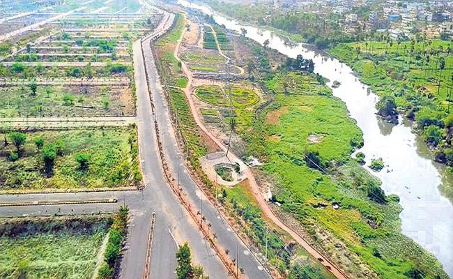 HMDA Funds Release For Musi River Cleaning - Sakshi