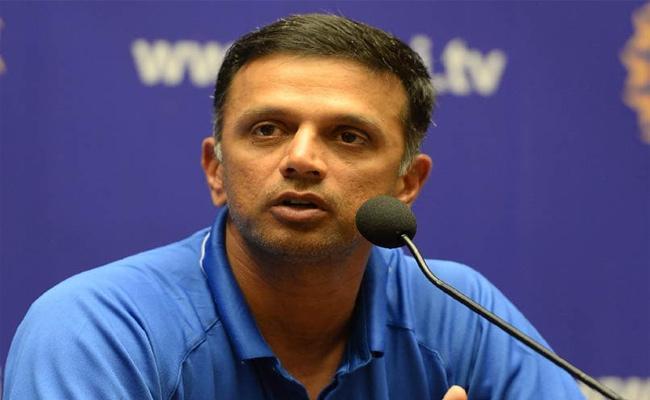Ashwin Not Cheated Anyone Said Dravid - Sakshi