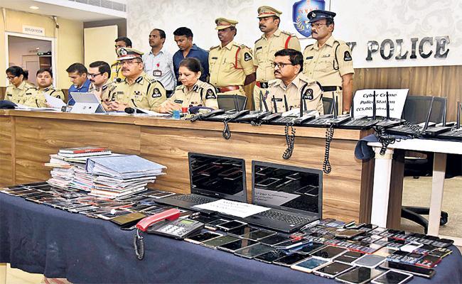 Hyderabad Police Hunting For Call Center Rajesh - Sakshi