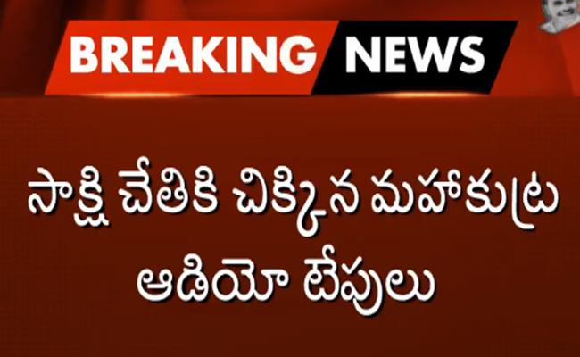 TDP Conspiracy To Defeat YSRCP With Dummy Nomination - Sakshi