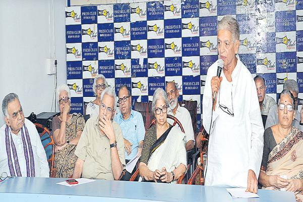 Order to release the Varavara Rao - Sakshi