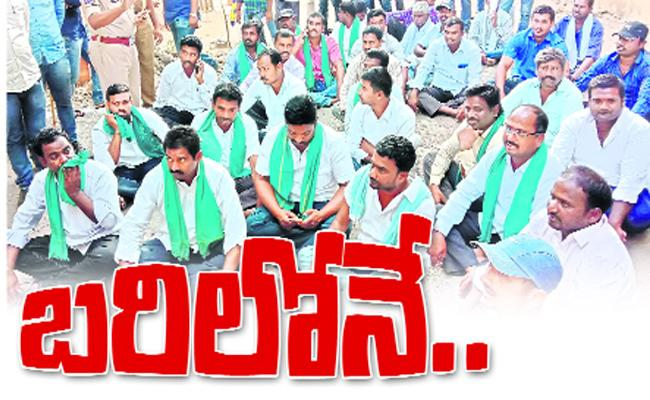 Nizamabad Farmers Said we Are Participate In Constituency Candidates For lok sabha Elections - Sakshi