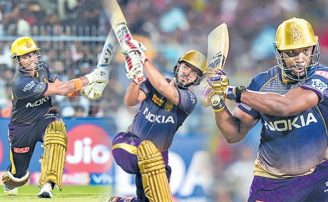 Kolkata Knightriders beats Kings XI Punjab - Sakshi