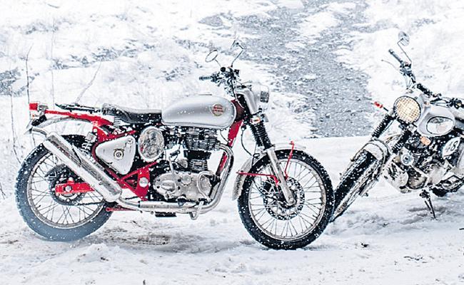 2019 Royal Enfield Bullet Trials 500 first ride review - Sakshi