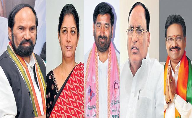 Nalgonda Constituency Review in Lok Sabha Election - Sakshi