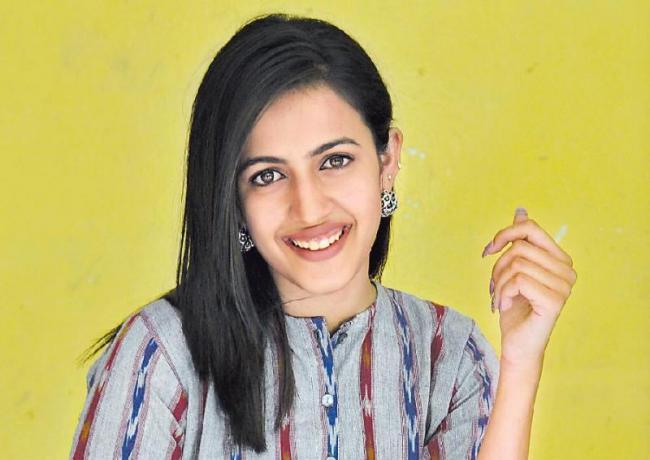 Niharika Konidela interview about Suryakantham - Sakshi