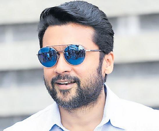 Suriya upcoming film with director KV Anand - Sakshi