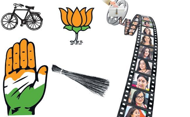 Bollywood in Indian Political History - Sakshi