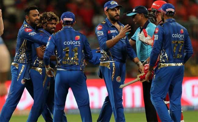 IPL 2019 Mumbai Indians Won By 6 runs Against RCB - Sakshi
