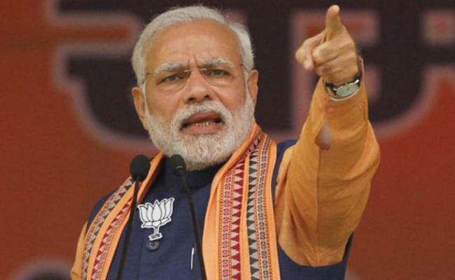PM Narendra Modi Election Campaign At Odisha - Sakshi