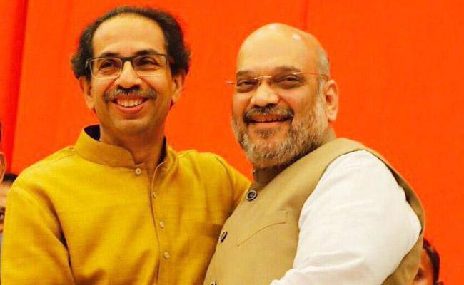 Shiv Sena Announces It Will Contest Lok Sabha Seats In West Bengal - Sakshi