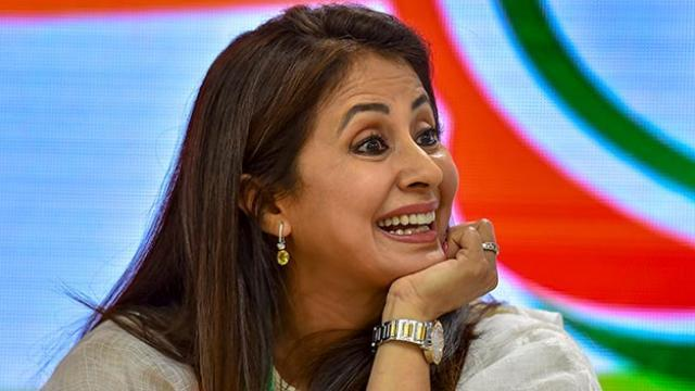 Urmila Matondkar Says Bollywood Friends Have Promised Support - Sakshi