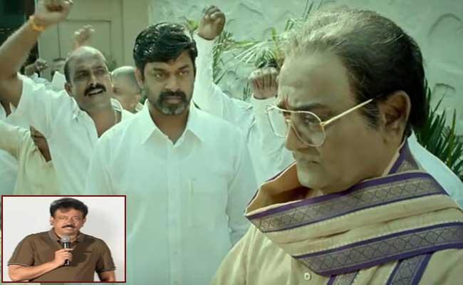 Ram Gopal Varma Comments On Lakshmi's NTR Film Releasing In AP - Sakshi