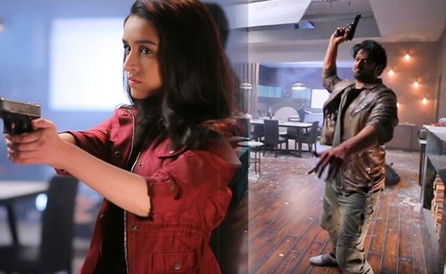 Shraddha Kapoor Birthday Special Shades Of Saaho 2 Teaser - Sakshi